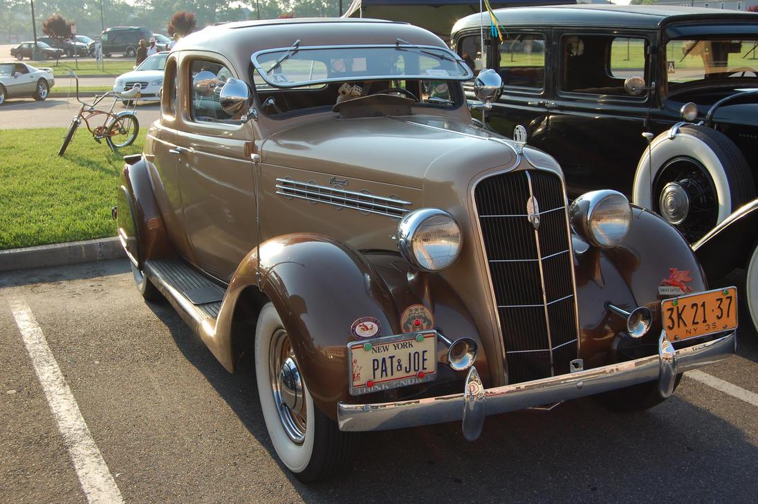 1935 plymouth 2 door coupe i by hardrocker78 on deviantart for 1935 plymouth 2 door sedan
