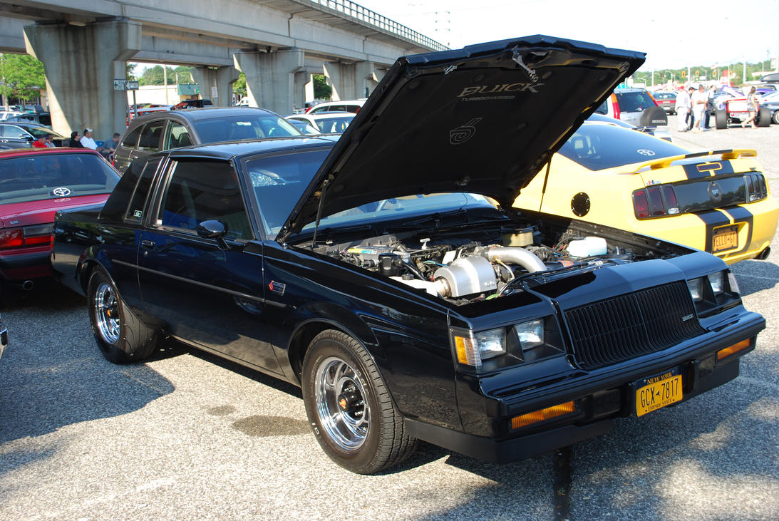 1987 Buick Regal Grand National Cars Trucks By Owner Autos Post