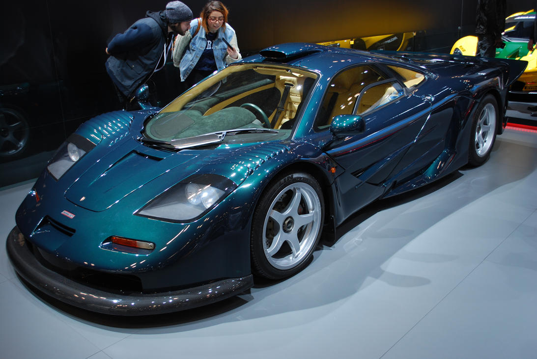 1997 McLAREN F1 GT (II) by HardRocker78 on DeviantArt
