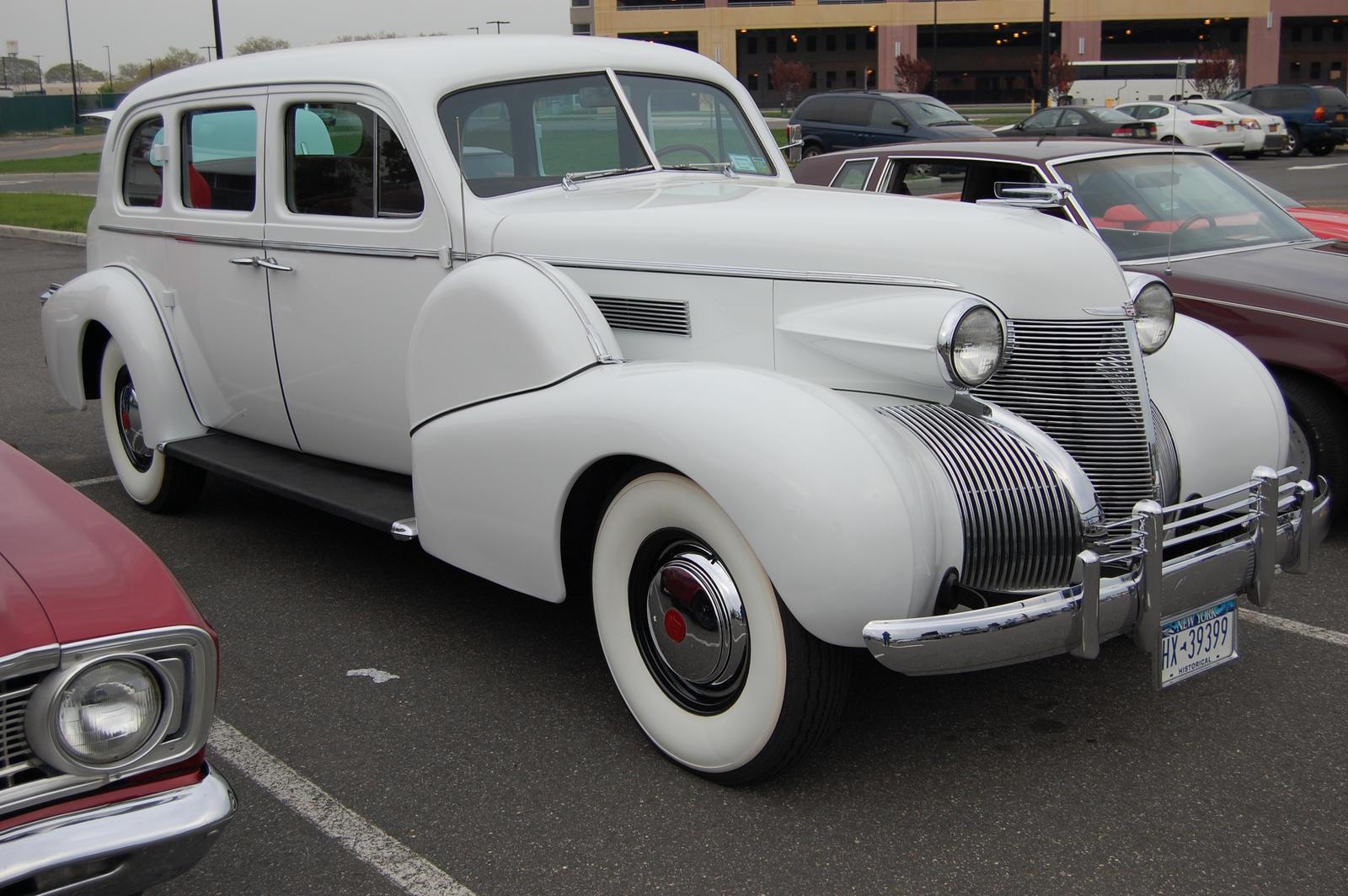 1939 cadillac 4 door sedan iii by hardrocker78 on deviantart for 1939 plymouth sedan 4 door