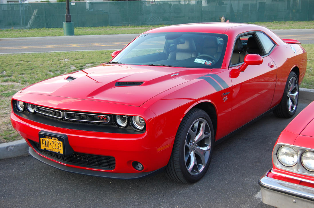 2015 Dodge Challenger R T Iii By Hardrocker78 On Deviantart