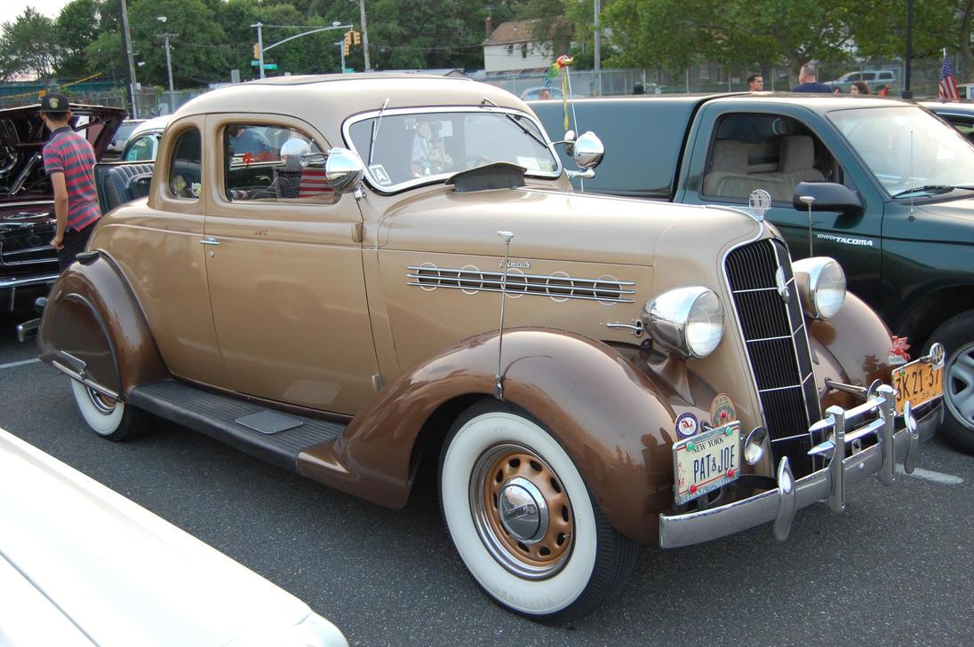 1935 plymouth 2 door coupe iii by hardrocker78 on deviantart