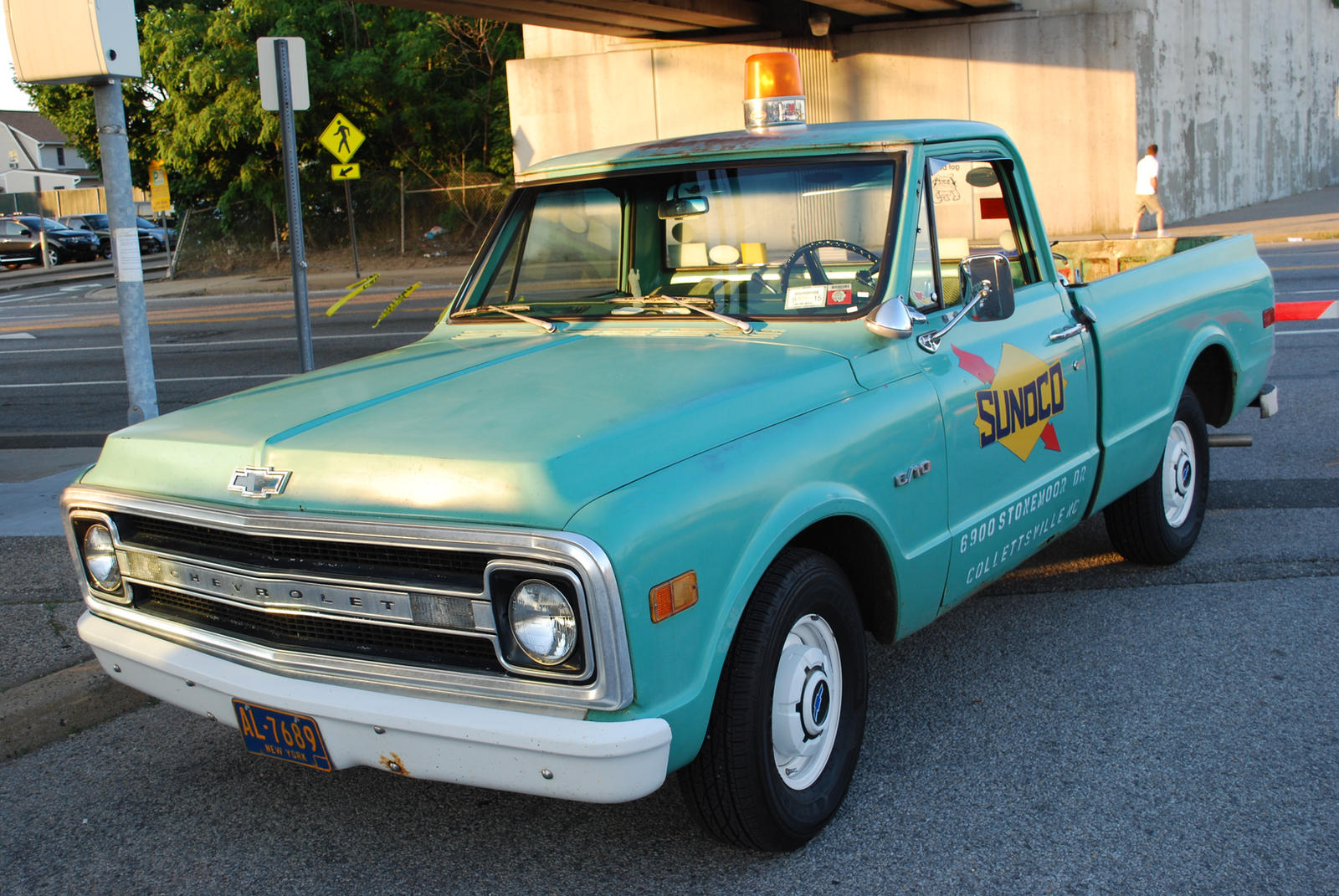 1969 CHEVROLET C10 SUNOCO Service Truck (I) by HardRocker78 on ...