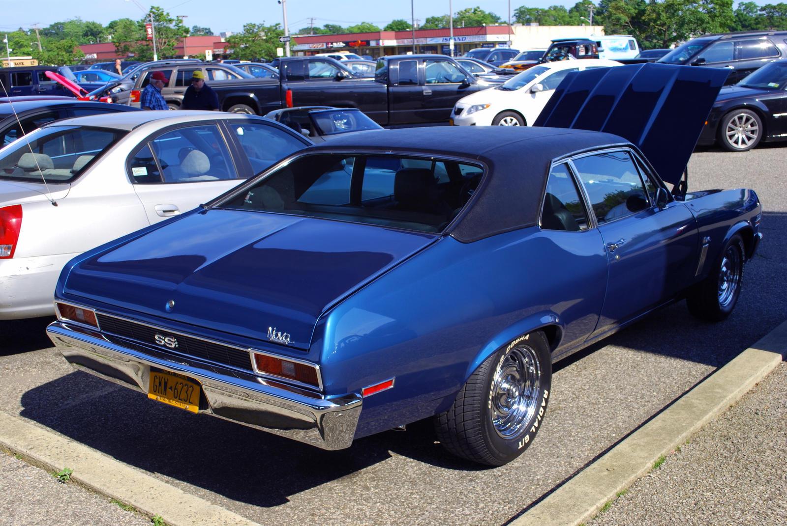 All Chevy 1971 chevrolet nova : 1971 CHEVROLET Nova SS (II) by HardRocker78 on DeviantArt