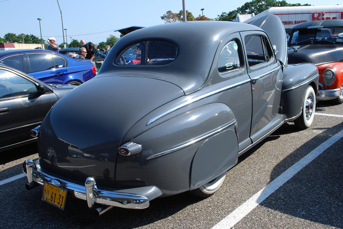 1948 ford deluxe 2 door coupe ii by hardrocker78 on for 1948 ford 2 door coupe