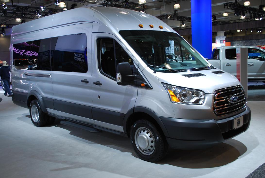 ford transit 350 hd wagon xlt ii by hardrocker78 on deviantart. Black Bedroom Furniture Sets. Home Design Ideas