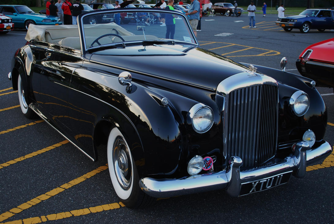 1956 Bentley S1 4