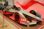 FIA FORMULA-E Race Car Sample (II) by HardRocker78