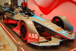 FIA FORMULA-E Race Car Sample (I) by HardRocker78