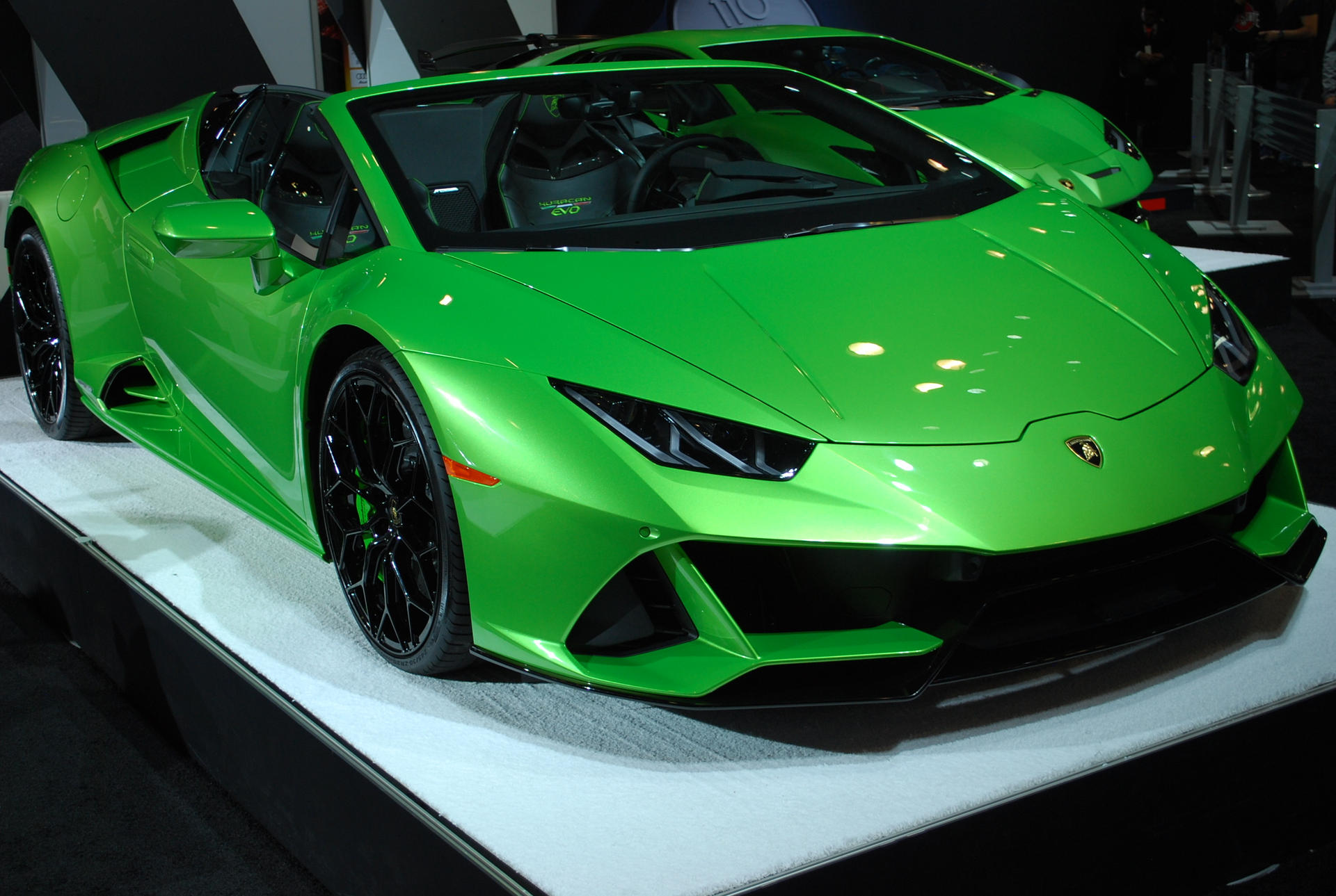 2020 Lamborghini Huracan Evo Spyder I By Hardrocker78 On