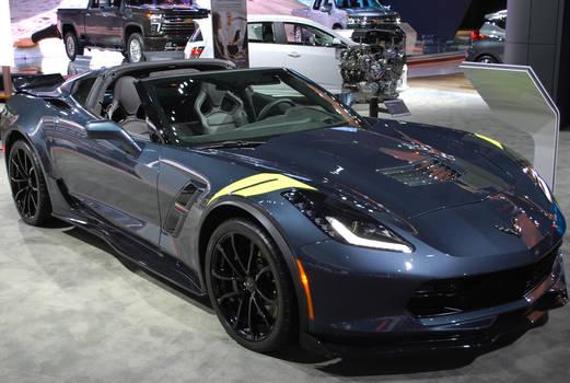 CHEVROLET Corvette Grand Sport Coupe (II)
