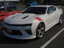 2016 CHEVROLET Camaro RS/SS Coupe