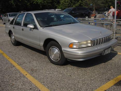 1995 CHEVROLET Caprice Classic Sedan