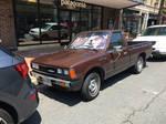 1983 DATSUN Pickup by HardRocker78