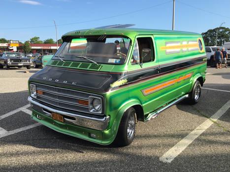 1977 DODGE B200 Street Van