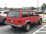 1995 JEEP Cherokee Country 4x4 (II) by HardRocker78