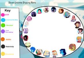 SU Ship chart meme (base) by Dulcechica19