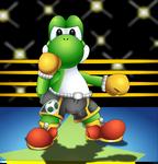 Yoshi Boxer