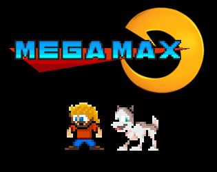 Megamax - Fangame (Demo in the Description) by Dyz-69