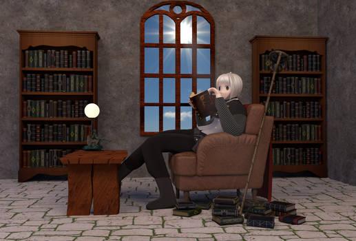 AT: Caius Nightingale (Fuyukine)