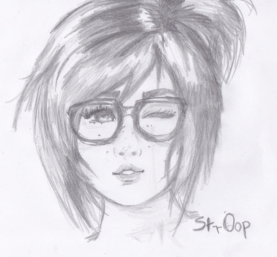 Mei Overwatch by StroopDOG