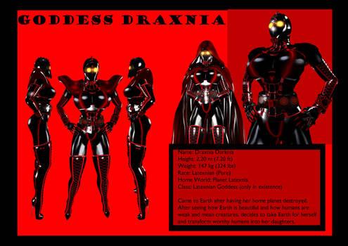 Profile 01 - Goddess Draxnia