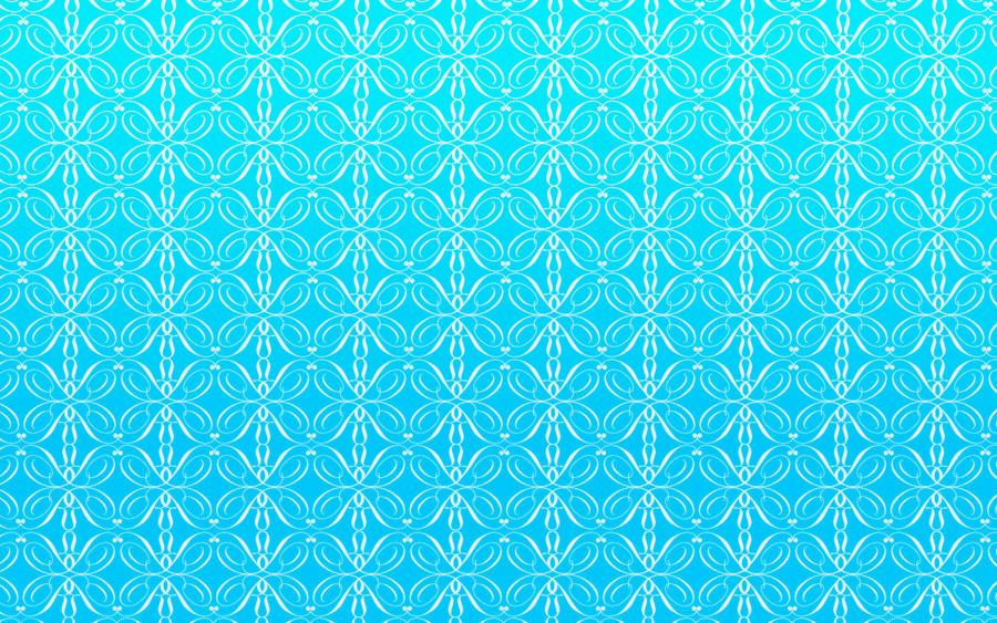 Bright Blue Wallpaper By TheElementX