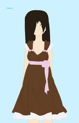 Hana's dress