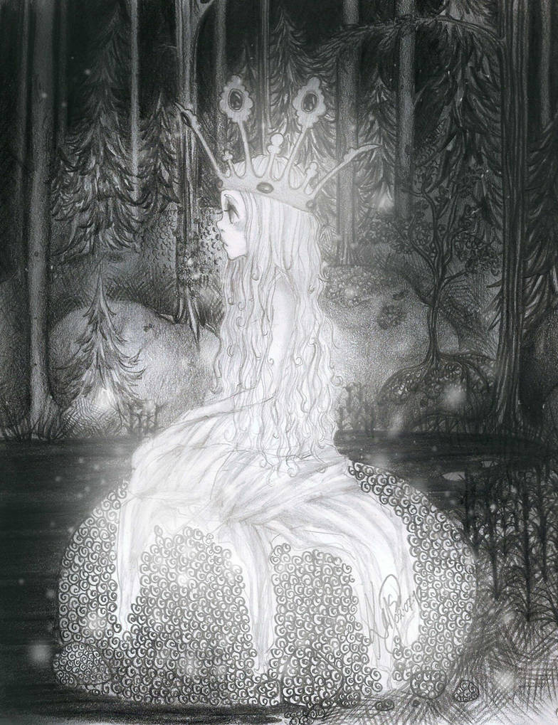 princess of the dark forest