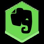 honeycomb icon Evernote
