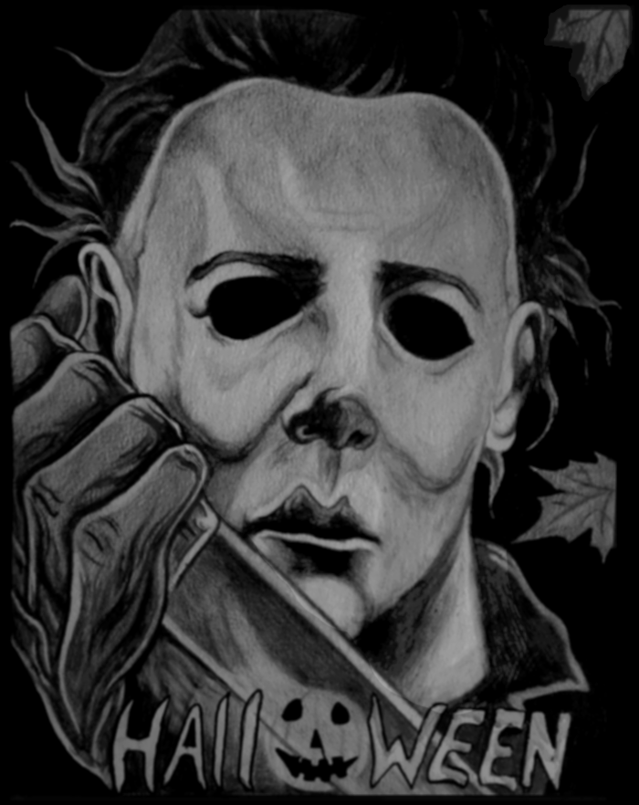 Michael Myers - Halloween by Kevercaser