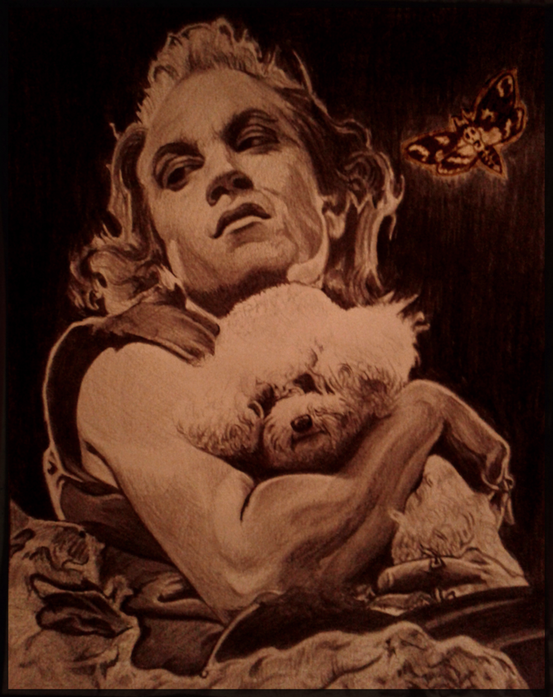 The Silence of the Lambs - Jame Gumb by Kevercaser on ...