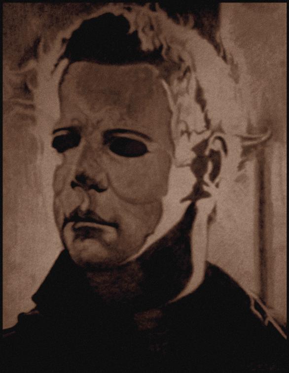 Michael Myers - Halloween II by Kevercaser