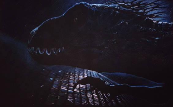 Jurassic World : Fallen Kingdom - Indoraptor