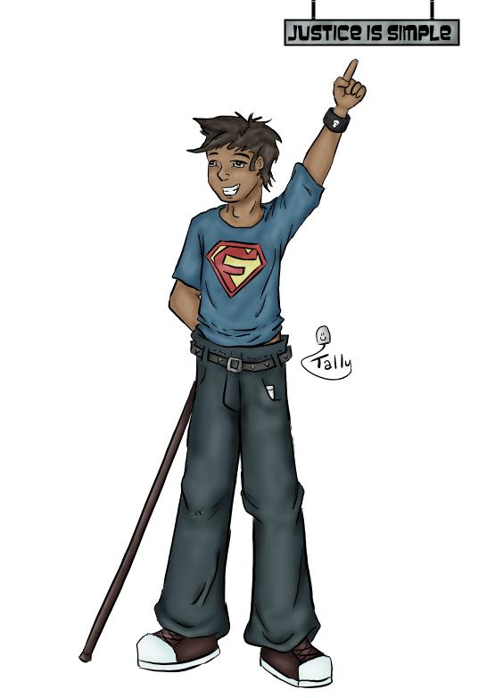 Dannon Hancuff by Kid-Apocalypse