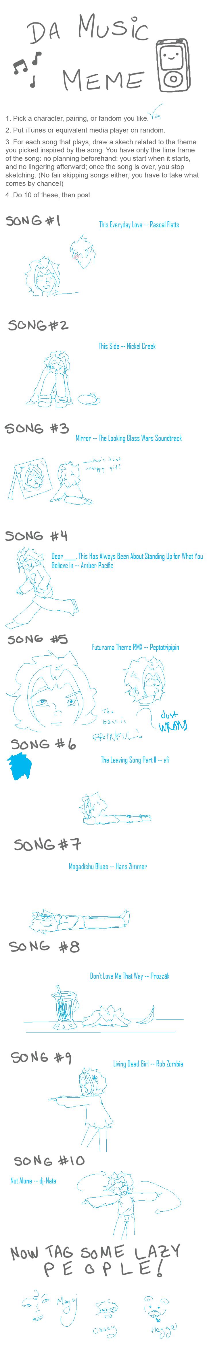 Music Meme wiff Van by Kid-Apocalypse