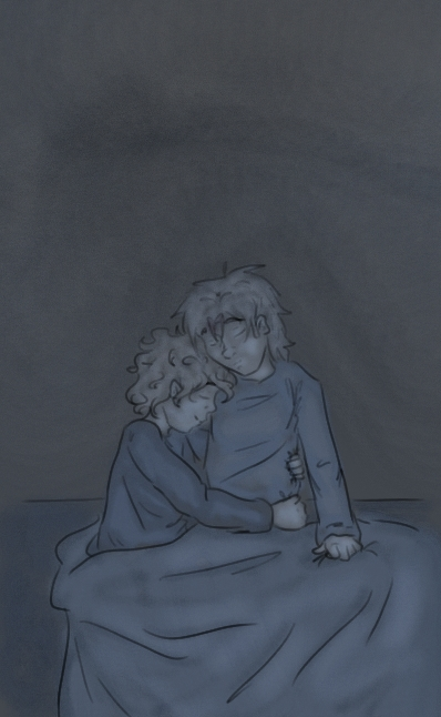 Bedtime by Kid-Apocalypse