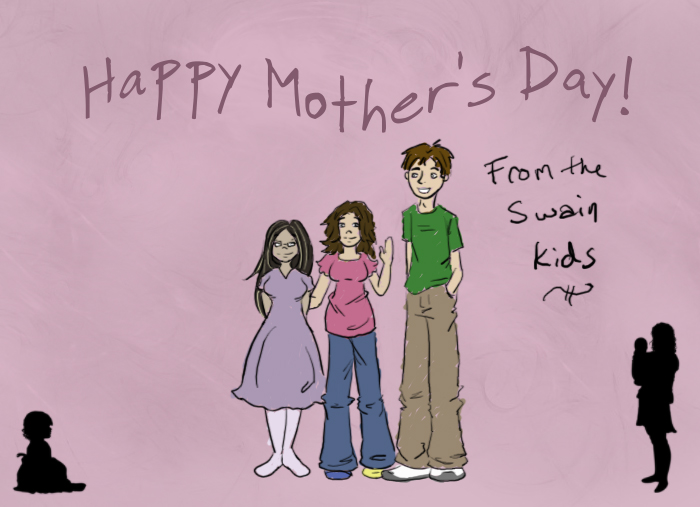 Happy Mother's Day by Kid-Apocalypse