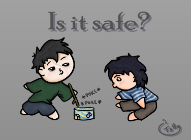 Is it Safe? by Kid-Apocalypse
