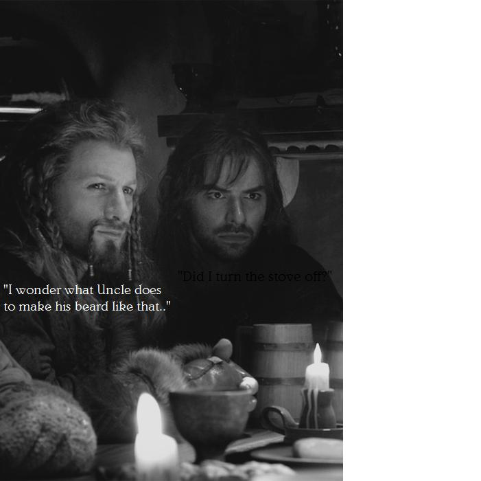 The hobbit and lord of the ring