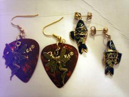 Self Made Jewelry by SaoirseRoisin