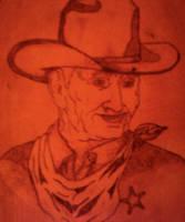 The True Cowboy by SaoirseRoisin