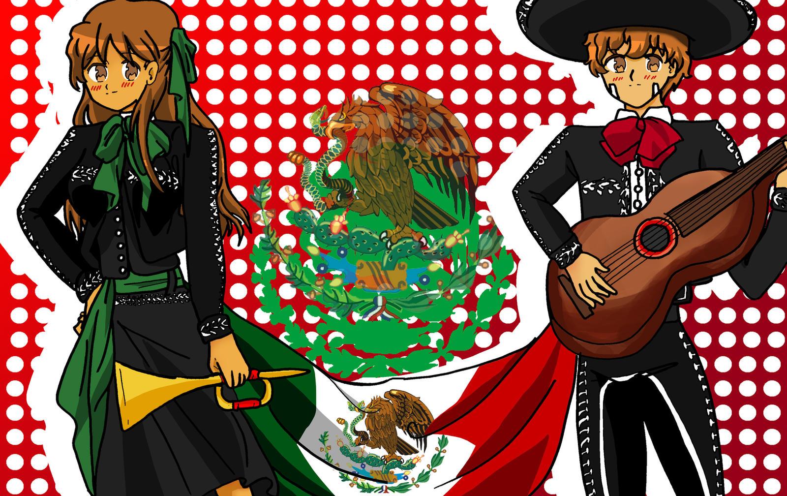 Viva Mexico  by XxHikaru00Xx on DeviantArt