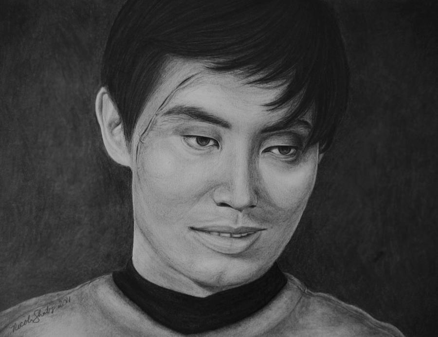 TOS Series: Sulu by linus108Nicole