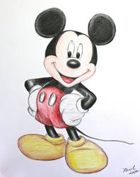 Mickey Mouse (Color)