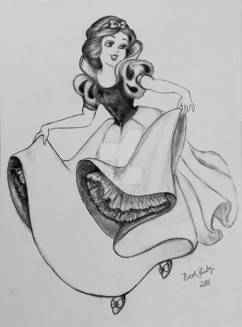 Snow white by linus108nicole on deviantart