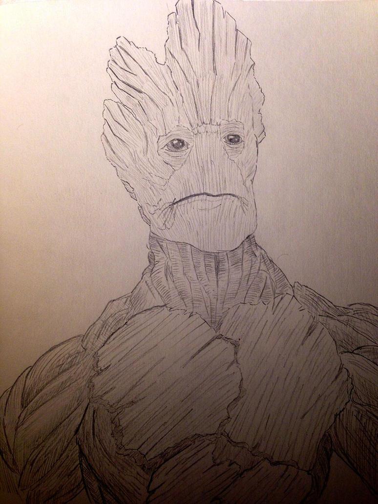 Groot by LabRatt123