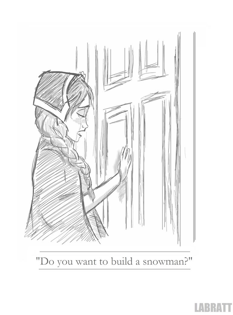 Do You Want to Build a Snowman? by LabRatt123