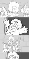 Steven Universe Comic Peridot's Redemption Part 13 by ArbitraryLabby