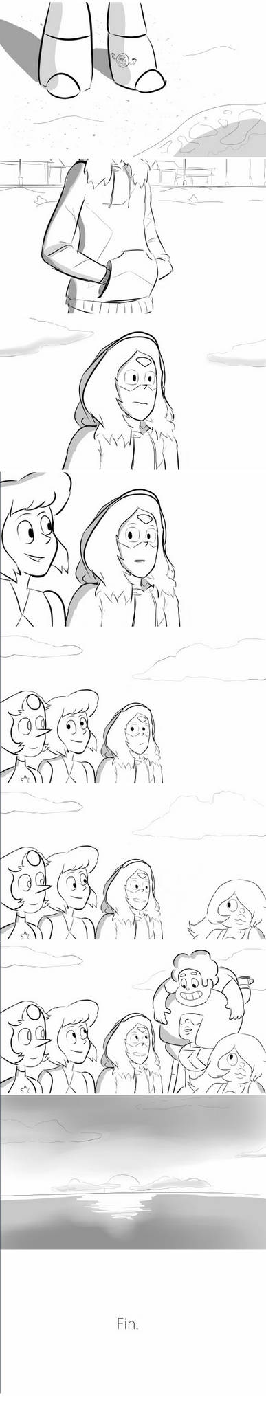 Steven Universe Comic Peridot's Redemption Part 17 by ArbitraryLabby